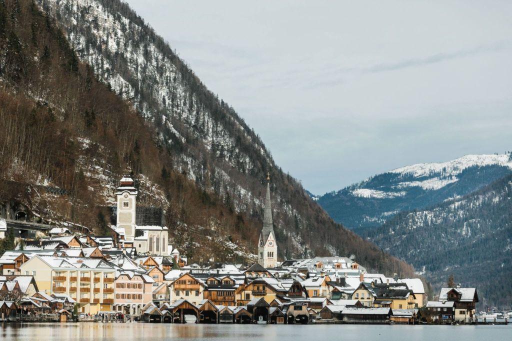 Австрія, як одна із улюблених фотолокацій та місце натхнення фотографа Ігоря Майхеркевича Zoom Studio