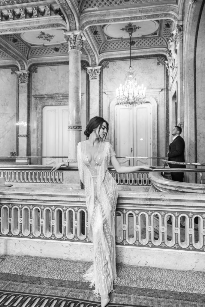 Відень як топова локація для весільної фотосесії з Sergio Mazurini Zoom Studio