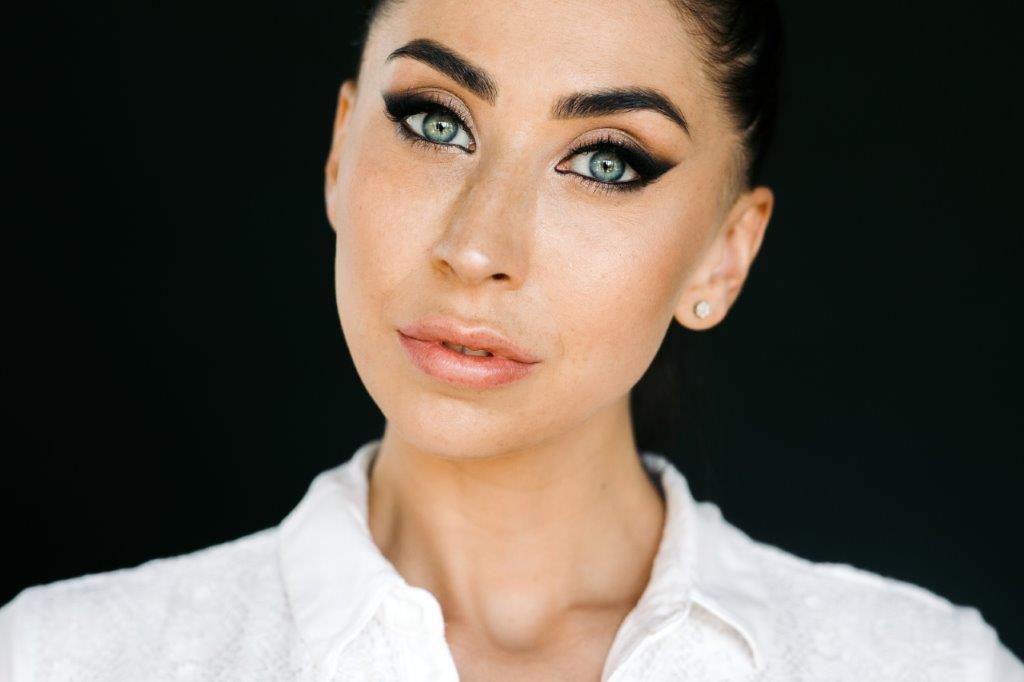 Портретна фотографія з використанням імпульсного світла Zoom Studio