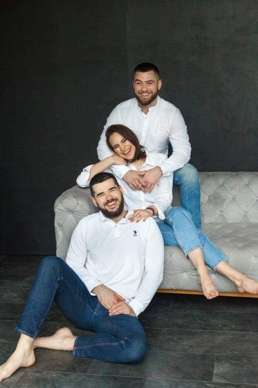 Сімейна та дитяча фотографія Zoom Studio