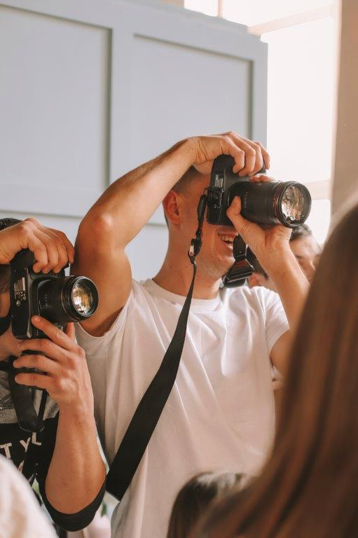 Фотошкола «Zoom» для підлітків - Зйомка за допомогою денного світла Zoom Studio