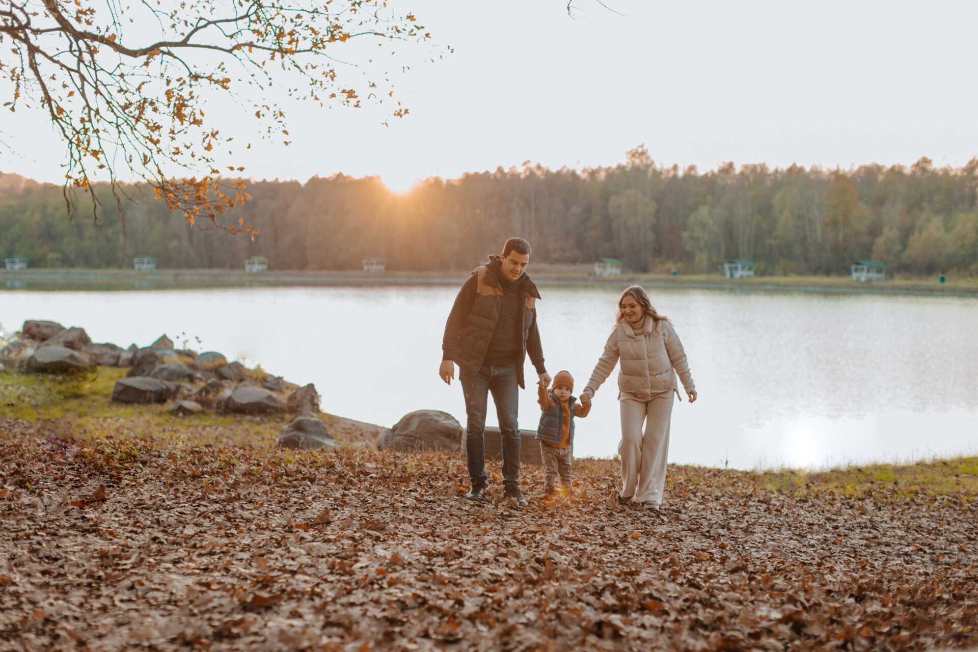 Сімейна фотосесія на природі: корисні поради Zoom Studio