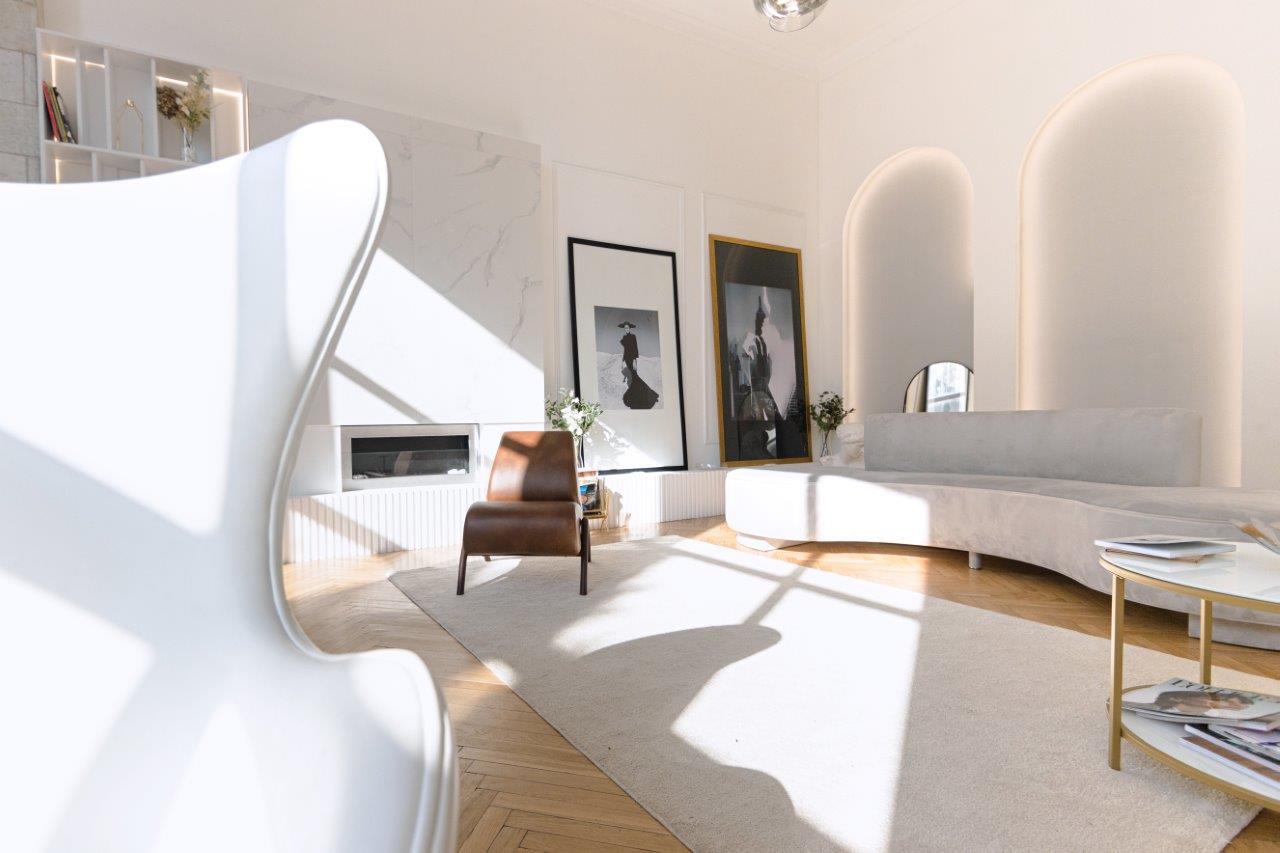 Зал «WHITE» Zoom Studio