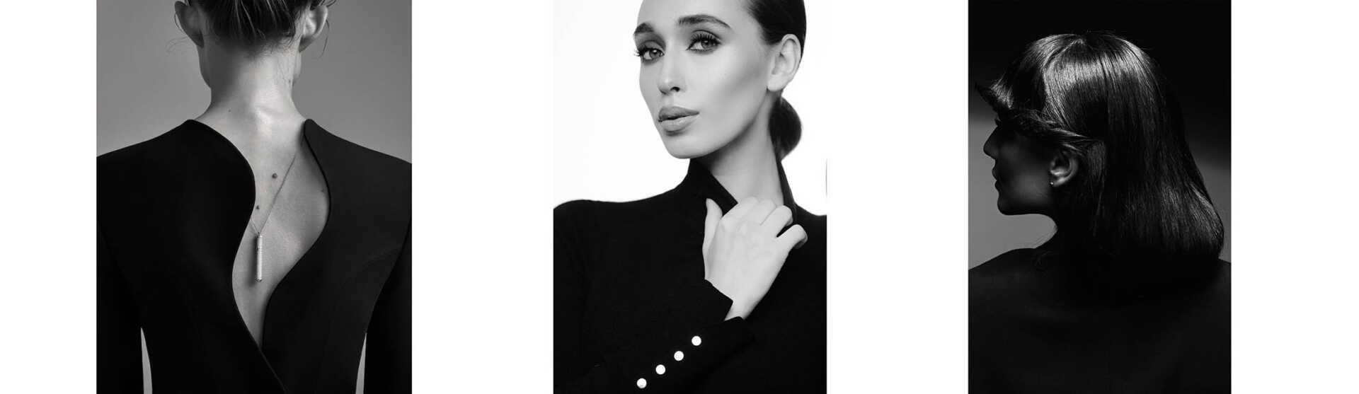 Портретна фотографія з використанням штучного світла + обробка Zoom Studio